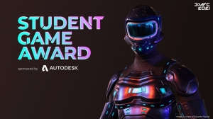 Call for Entries: Autodesk and GDWC 'The Student Game Award'