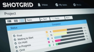 ShotGrid Launches Resource Planning Views to Improve Scheduling Workflows