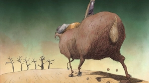 Bill Plympton's 'Slide' Feature Film Kickstarter Ends December 17