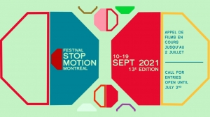 Festival Stop Motion Montréal 2021 Issues Call for Entries