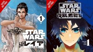 Yen Press Announces 'Star Wars Leia, Princess of Alderaan' and 'Star Wars Rebels' Manga