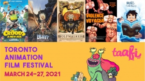 TAAFI 2021 Announces Online Festival Program Line-Up