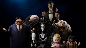 Cue the Finger Snaps! 'The Addams Family 2' Debuts