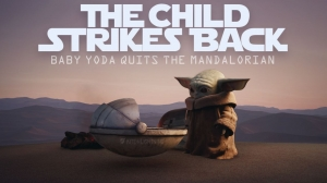 Cool New Baby Yoda Short Made by Just One Person in 15 Days