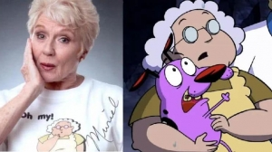 'Courage the Cowardly Dog's Thea White Passes at 81
