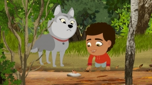 Fred Rogers Productions' 'Through the Woods' Launches on PBS Kids