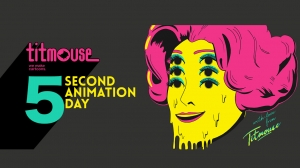 Titmouse '5 Second Day' Screening Livestreaming on Twitch March 27