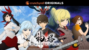 Brazil's Loading Signs Crunchyroll Anime Content TV Deal