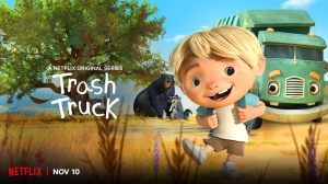 WATCH: Netflix Drops Trailer for Max Keane's 'Trash Truck' CG Preschool Series