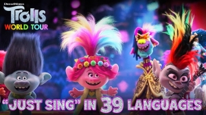 WATCH: The 39 Languages of 'Just Sing' in New 'Trolls World Tour' Music Video