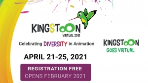 KingstOON Animation and Film Festival Focusing on Diversity in Animation