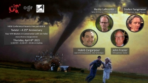 Next PreVIEW Set: 'CG Tornados, Jet Engines and Cows - the VFX of Twister'