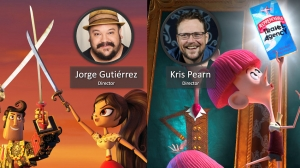 2nd Free Online PreVIEW Session Set with Directors Kris Pearn and Jorge Gutierrez