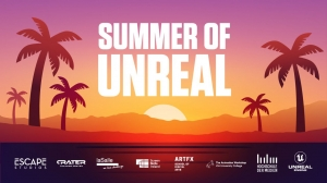 'Summer of Unreal' Free Four-Week Online Bootcamp Announced