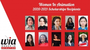Women in Animation Awards 10 Young Women with WIA Scholarships