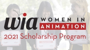 WIA Scholarship Program Welcomes Autodesk, Unity, Animation Mentor, and Toon Boom Partnerships