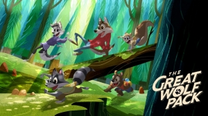 Six Point Harness Tapped for 'The Great Wolf Pack' Animated Feature