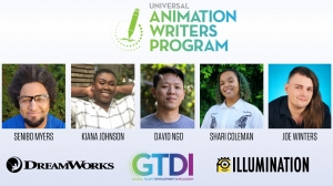 'Universal Animation Writers Program' 2021 Selections Revealed