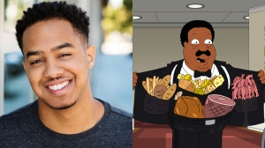 Arif Zahir Breaks Out as the New Cleveland Brown on 'Family Guy'