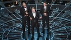 2015 Academy Awards: Backstage at the Oscars