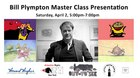 ANNY: Animation Nights New York announces a Master Class Presentation by Bill Plympton