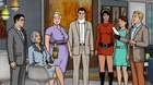 A Patch of Blue in an Otherwise Dark Sky – Adam Reed's 'Archer' Season 7 Finally Arrives on FX