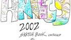 Annecy 2002 Through An Artist's Sketchbook
