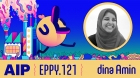 Podcast EP121: How Stop-Motion Animator dina Amin Built Her Career from Scratch in Egypt