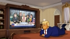 The Catharsis of Voicing Donald Trump in 'Our Cartoon President'