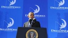 President Obama Tours DreamWorks Animation