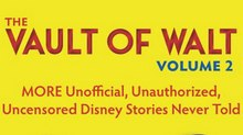 Book Review: The Vault of Walt Volume 2