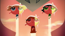 CN Gives First Peek  at CG 'Powerpuff Girls' Special