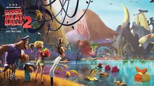 Book Review: 'The Art of Cloudy with a Chance of Meatballs 2'