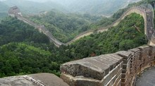 From Behind the Great Wall of China: Part 1