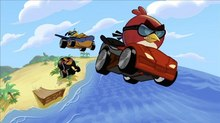 Calabash Animates Pirate Adventure for Angry Birds