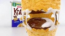 Nathan Love Creates Chocolate Carnage for Kellogg's Krave