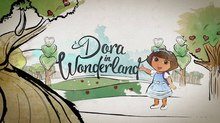 "Nickelodeon Debuts New Primetime Special ""Dora in Wonderland"""