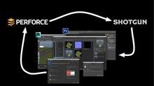 Shotgun Announces Perforce Integration