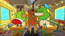 Nickelodeon's 'Breadwinners' Rises to Number One