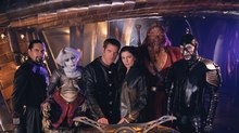Henson Licenses Cult Classic Series 'Farscape' to the U.K.'s BSKYB