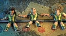 Campanella's 'Foosball,' 'Christmas Log' Top NYICFF Winners