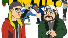 New Teaser & Poster Released for 'Jay & Silent Bob' Animated Feature