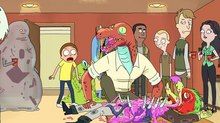 Roiland Wraps 'Rick and Morty'