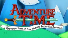 Download These Delightful 'Adventure Time' Easter Egg Costumes