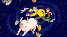 Stephen Hawking Developing Kids Cartoon Series