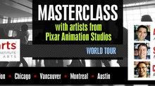 Story, Character & Animation Masterclass - London, UK