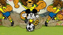 Mickey Mouse Takes on Futebol in New Soccer-Themed Episode