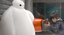 Disney Unveils New Teaser for 'Big Hero 6'