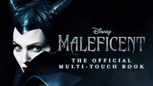 Disney Releases Free 'Maleficent' Multi-Touch iBook