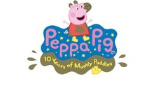eOne Celebrates 10 Years of 'Peppa Pig'